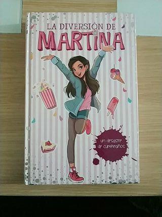 La diversión de Martina un desastre de cumpleaños