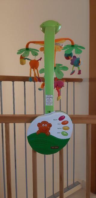Carrusel musical para bebe