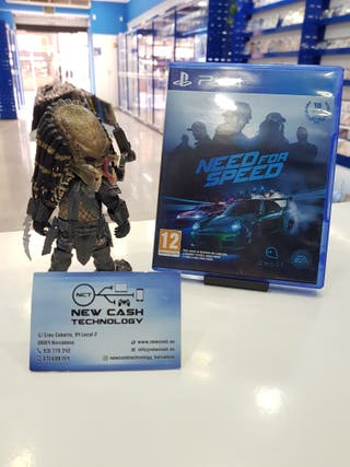 NEED FOR SPEED PS4 IMPECABLE