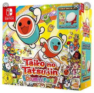 Taiko No Tatsujin: Drun`n Fun Pack