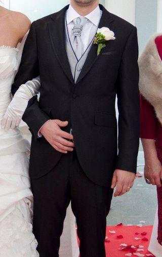 Traje hombre novio boda