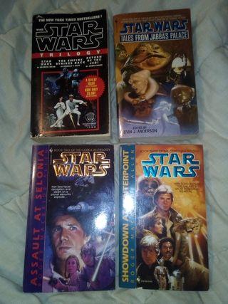 Star Wars (inglés) 4€/u