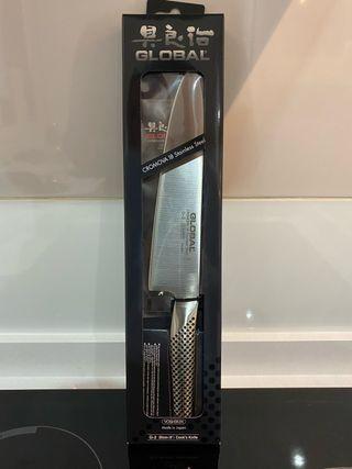 Cuchillo GLOBAL G2 Cocinero. Nuevo