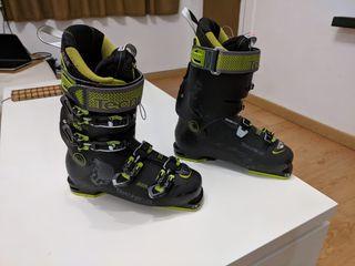 Botas de esqui de travesia-freeride