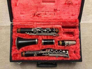 Clarinete marca Noblet Paris