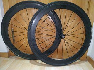 ruedas carbono perfil 50
