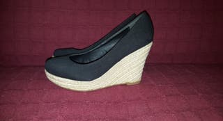 Zapatos Cuña Mujer