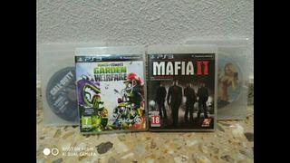 Lote de juegos para Play 3.