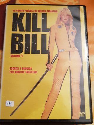 Peliculas dvd kill bill
