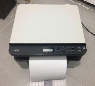 BROTHER IMPRESORA DCP-1015 Escáner