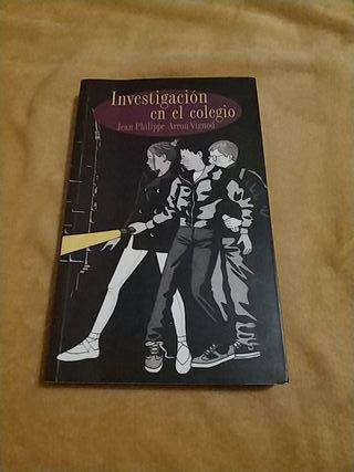 Libro de misterio