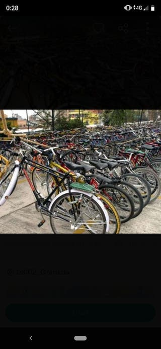 recojo retiro bicicletas viejas vaciamos trasteros