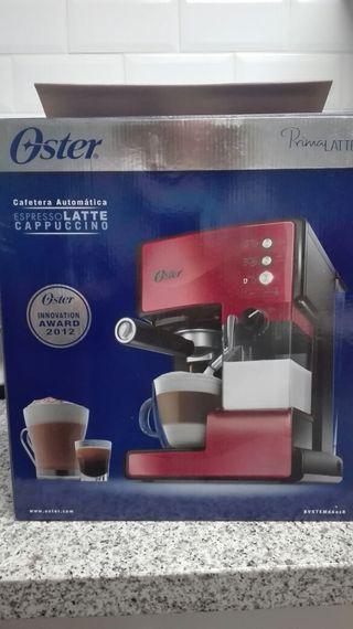 Cafetera automática Oster Prima en Rojo