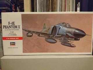 Maqueta F-4E Phantom II