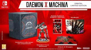 Daemon X Machina Orbital Edition