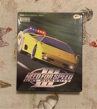 Juego PC Need for Speed III Hot Pursuit