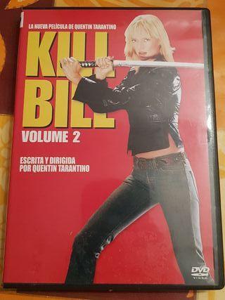 Peliculas dvd kill bill 2