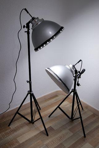 Equipo de iluminación Cromalite