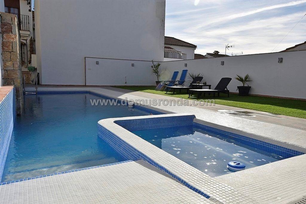 Casa en alquiler en Arriate (Arriate, Málaga)