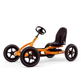 Kart a pedales Berg modelo buddy Naranja