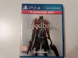 Bloodborn PS4 [Perfecto estado]