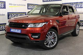 Land-Rover Range Rover Sport 5.0 V8 Supercharged 510cv