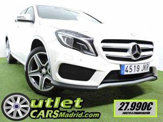Mercedes-Benz Clase CLA GLA 250 AMG Line 4Matic 155 kW (211 CV)