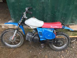 Moto de cross de niños Puch Magnum rough rider