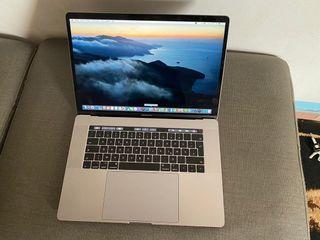 MacBook Pro Touch bar 2017