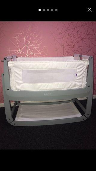 Snuzpod 3/ bedside crib