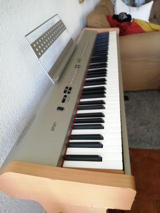 Piano eléctrico Hemingway DP201