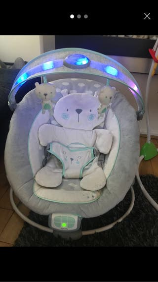 Baby bouncer like new