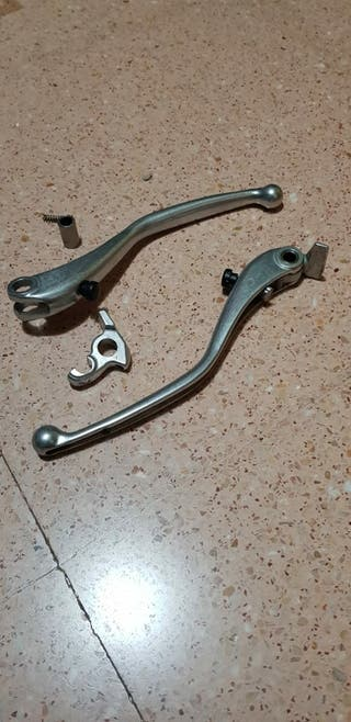 Manetas Embrague y Freno ducati 848 evo