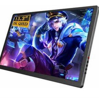 Monitor portátil para juegos