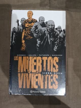 LOS MUERTOS VIVIENTES Nº 7