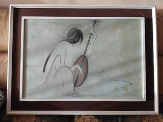 Cuadro de pintura (Ha Van Vuong)