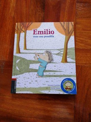 Libro infantil. Emilio.