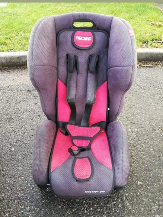 Recaro kid car seat