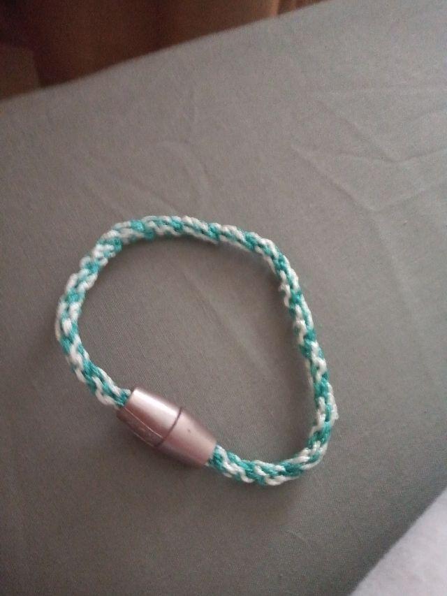 own made bracelet