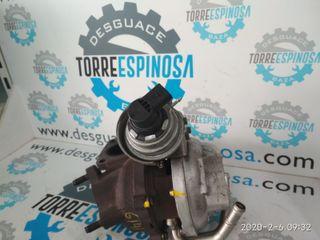 TURBO COMPRESOR HONDA CRV 2,2 AÑO 2012 150 CV