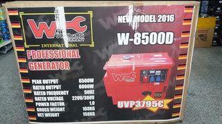 Generador diésel 8500 wattios