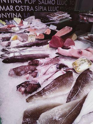 traspaso o franquicio pescadería