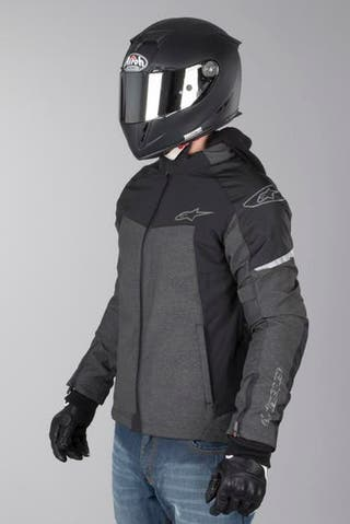 Chaqueta Moto Alpinestars Stratos Techshell XL