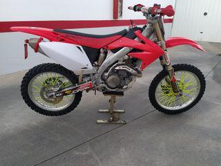 se vende CRF 450 R 2008