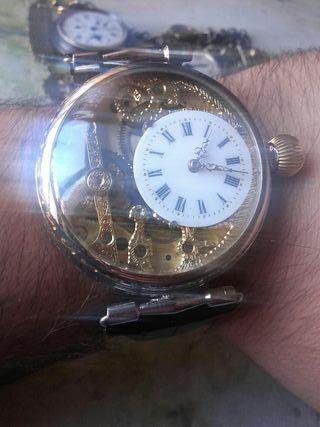 Reloj pulsera Hebdomas