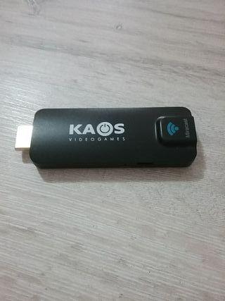 Receptor análisis Wifi Kaos Miracast