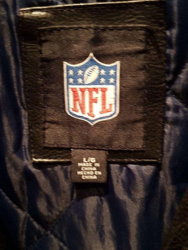 Chaqueta original NFL