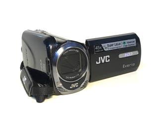 Cámara video JVC GZ-MG7 50BE