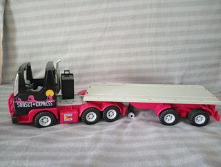 Camion Playmobil años 90