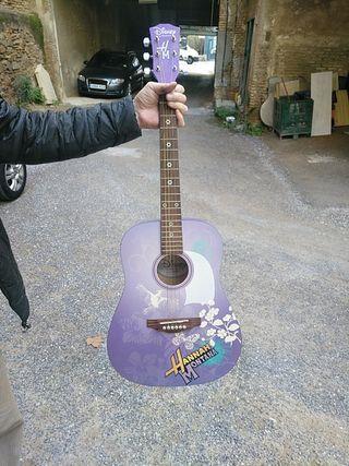 Guitarra de Hannah Montana marca Washburn